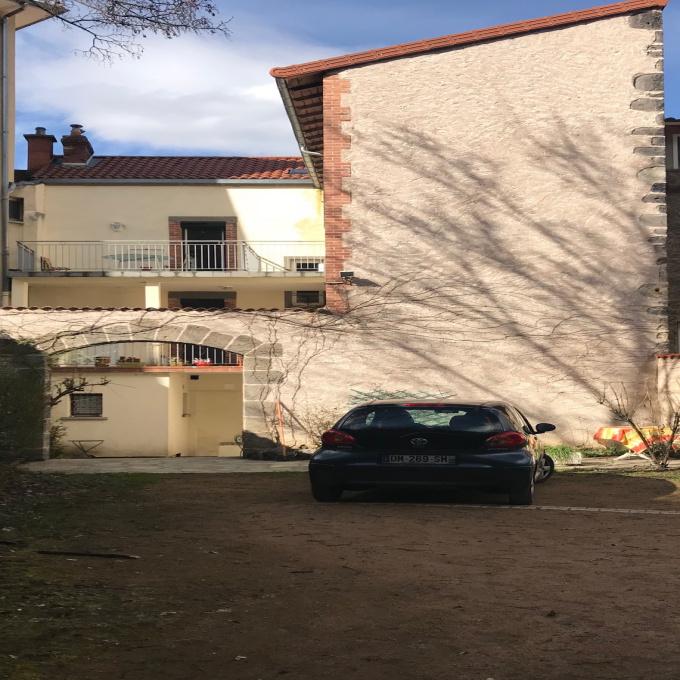 Offres de vente Immeuble Clermont-Ferrand (63000)